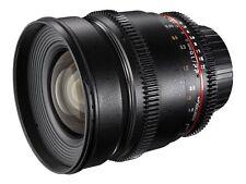 Walimex pro 16mm F2.2 VDSLR Canon