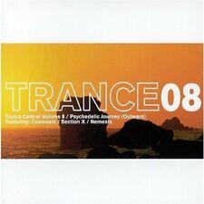 Trance Central 08 (UK) Nemesis, Cosmosis, Three Side Logic...  [CD]