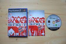 Ps2-Disney Sing It: High School Musical 3: Senior Year - (Neuf dans sa boîte, avec mode d'emploi)