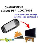Ecran LCD de remplacement pour Sony PSP FAT 1000/1004