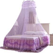 Palace Mosquito Net Lace Single Door Hanging Mosquito Net Bed Canopy Curtain New