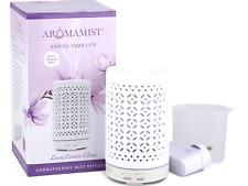 Aromamatic Ultrasonic Mist Diffuser Mistique * luxury ceramic edition * FREEPOST