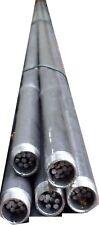 5 Sauerstofflanzen 3/8 Zoll, je 3 m Länge, 5 x Sauerstofflanze / Thermolanze 3 m