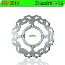 9621251X DISCO FRENO NG Anteriore BETA R 50 12-14