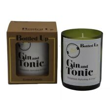 Luxury Gin & Tonic Scented Candle Burning Time 50 Hours