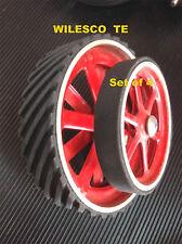 Wilesco Motore di Trazione Pneumatici Set di 4