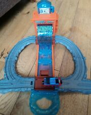 Thomas And Friends sodor water works,  Take Along Train and track, Rare