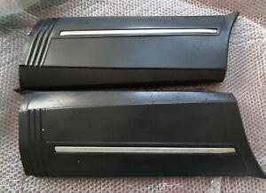 87-94 SAAB 900 Classic rear bumper extensions pair