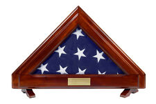 SHADOW BOX FLAG DISPLAY CASE for 3x5 ft American Flag Freedom Display Cases