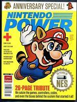 2010 Nintendo Power Magazine #260 November 25 Years NES NewsStand Aragorn Card