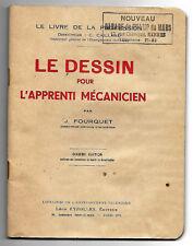 Le Dassin pour l'Apprenti Mécanicien - J.Fourquet