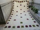 Handmade Moroccan Vintage Rug Azilal Tribal Wool Carpet Beni Ourain Rug