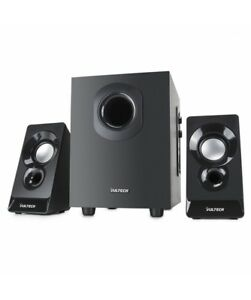 Casse Acustiche 2.1 Vultech SP-2007 Speaker Set USB 25W PER PC TV SMARTPHONE