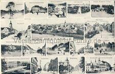 Ansichtskarte Meerane 17-Ansichten-Karte 1942