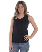 Top T shirt Liu Jo Sweatshirt MADE IN ITALY Donna Nero F18202J9125 V9338