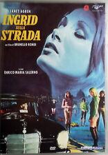 INGRID SULLA STRADA - Rondi DVD Agren Salerno