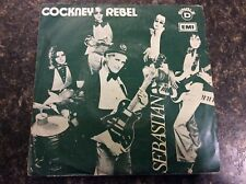 Cockney Rebel Sebastian/Rock And Roll Parade 45 Vinyl