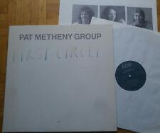 PAT METHENY GROUP - First Circle * LP * ECM 1278 * + insert