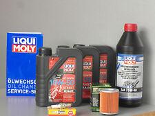 Maintenance Set Can Am Outlander Renegade 400 Service Oil Filter Candle