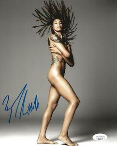 Brittney Griner Phoenix Mercury signed Body Issue 8x10 photo autographed 2 JSA
