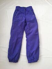 "Ladies Wannabee Blue  Ski Trousers Sz Waist 28/30"" VGC ~ #177"