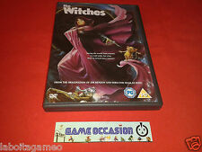 THE WITHCHES LES SORCIERES DVD IMPORT ANGLAIS UK