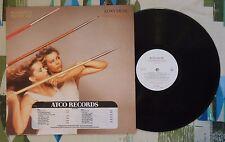 Roxy Music LP Flesh + Blood 1980 Bryan Ferry Promo VG++/M-