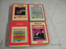 VINTAGE 8track Collection Stomu Yamashta's Arthur Fiedler Billy Cobham  Cramer