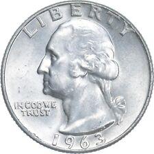 1963-D Washington Quarter - Charles Coin Collection *897