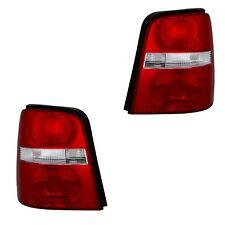 FEUX ARRIERE BLANC & ROUGE VW TOURAN 1T 1T1 1T2 DE 03/2003 A 07/2010