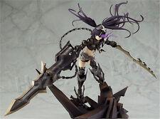 28CM TV Anime Runaway Insane Black Rock Shooter PVC Figure Figma
