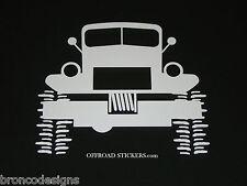Dodge Power Wagon Sticker/Decal - Canada