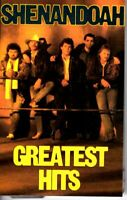 Shenandoah Greatest Hits 1992 Cassette Tape Album Classic Country Folk Rock Soft