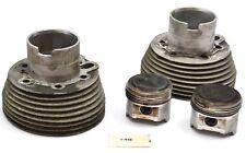 Moto Guzzi 850-T - Zylinder und Kolben