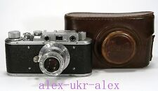 Russian Zorki with Industar-22 lens RF film camera.Exc-,repaired.Small s/n434960