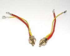 2x EUPEC Triac / Thyristor / SCR, T17 N04 BOB, NOS