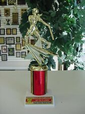 """High Quality Softball Trophies Free Engraving Team Color Added to Plate! 9 1/2"""""""