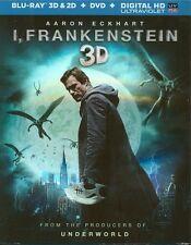 I, Frankenstein 3D (Blu-ray 3D + Blu-ray - Region A)
