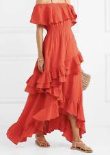 Rhode Resort Salma Tiered Dress, Size Medium