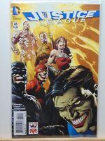 Justice League #41 Variant 1st Grail D.C. Universe Comics  CB5126