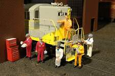 BACHMANN SCENE SCAPES MECHANICS HO SCALE FIGURES