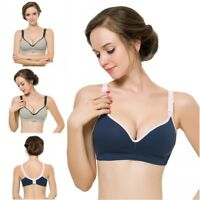 Pregnant Women's Nursing Feeding Bras Maternity Breastfeeding Underwear Lingerie