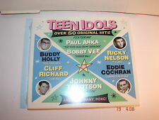 TEEN IDOLS - FROM THE 50s - OVER 50 ORIGINALS 2CD SET