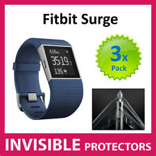 Fitbit Surge Screen Protector Shields - Military Grade Quality - PACK OF 3