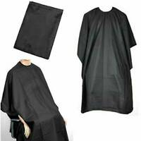 Professional Hair Cutting Gown Salon Barber Hairdressing Apron Unisex Cape Z2R9