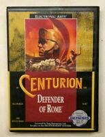 Centurion: Defender of Rome  w/case NO MANUAL (Sega Genesis, 1991)