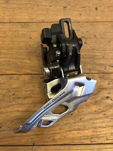 Shimano Deore Triple Front Derailleur FD-M616 10-Speed Direct Mount Dual Pull