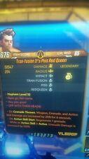 Borderlands 3 - (ps4) Mixed Hybrid Grenades. (Pack x5) (Level 65) (S.J Mods)