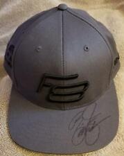 e746392c RICKIE FOWLER Signed Autographed Grey Puma Cobra King F8 Tour Cap