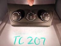 11 12 13 14 CHRYSLER 200 DODGE CLIMATE CONTROL PANEL TEMPERATURE UNIT OEM TC207